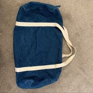 American Apparel Bags Nylon Duffle Bag Poshmark